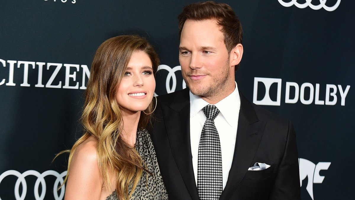 Katherine Schwarzenegger Is 'Thankful' to Be Married to 'Wonderful Husband' Chris Pratt