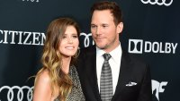Katherine Schwarzenegger Is 'Thankful' to Be Married to 'Wonderful Husband' Chris Pratt