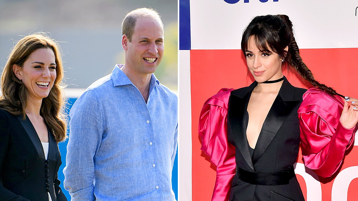 Prince William and Duchess Kate Have the Best Response After Camila Cabello Apologizes for Stealing From Kensington Palace