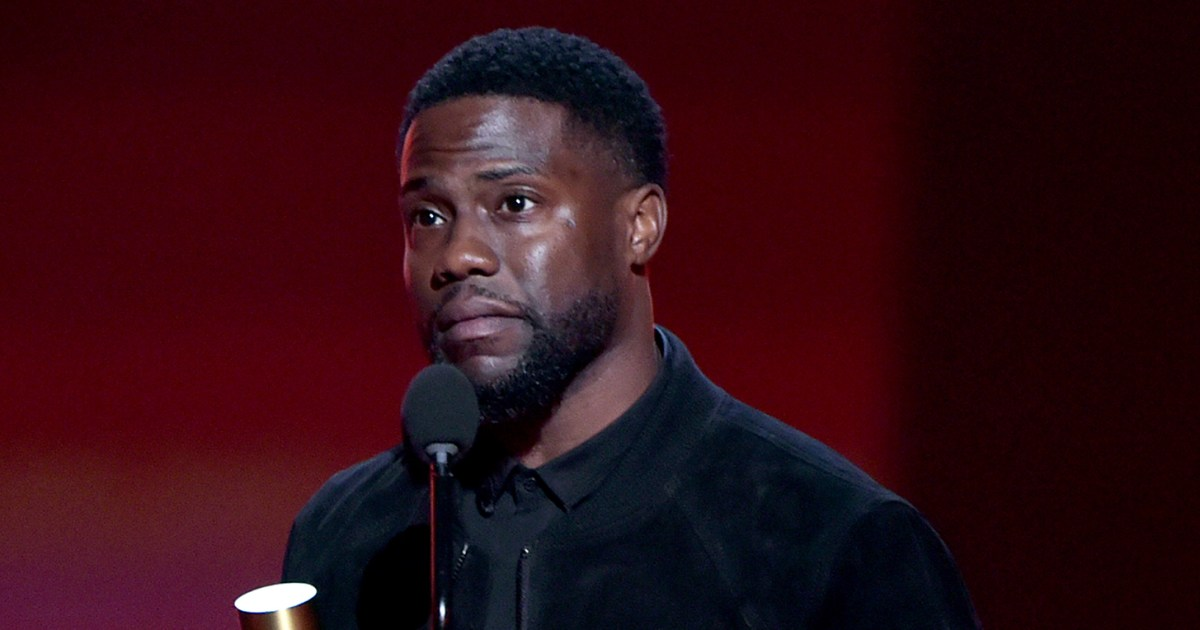 Kevin Hart Makes First Public Appearance Since Near-Fatal Car Crash at 2019 People's Choice Awards - Us Weekly
