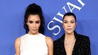 Kim Kardashian, Kourtney Kardashian Travel to Tokyo With Kids 1 Day After Thanksgiving