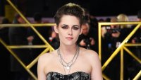 Kristen Stewart Changes Into Sneakers On the Red Carpet