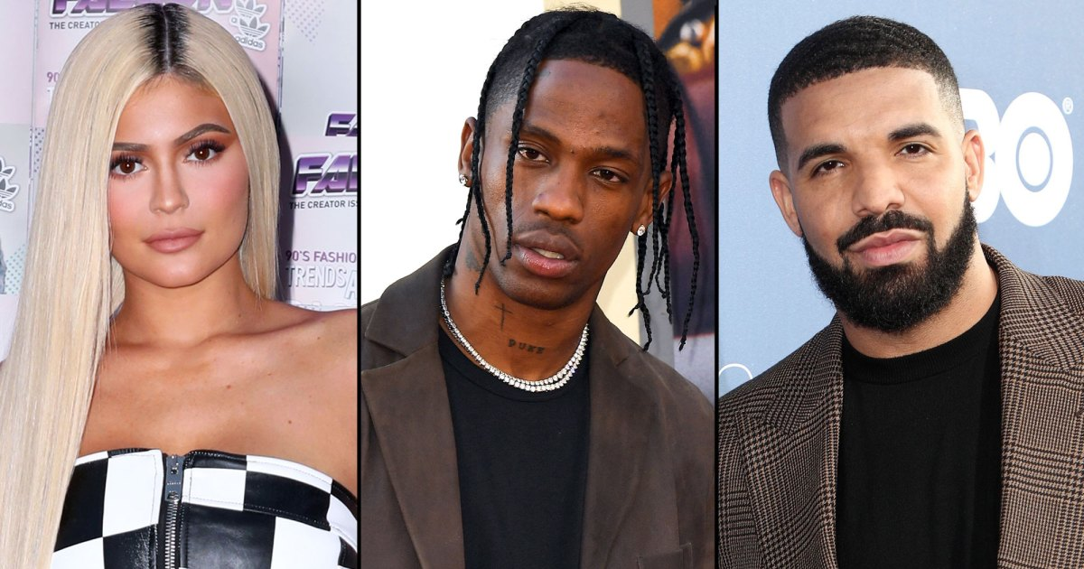 Kylie Jenner Plans to Visit Travis Scott Amid Drake Romance Rumors