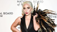 Lady Gaga at National Board of Review awards gala Cancels Las Vegas Concert Due to Sinus Infection and Bronchitis