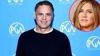 Mark Ruffalo Would Set Up Jennifer Aniston on Date