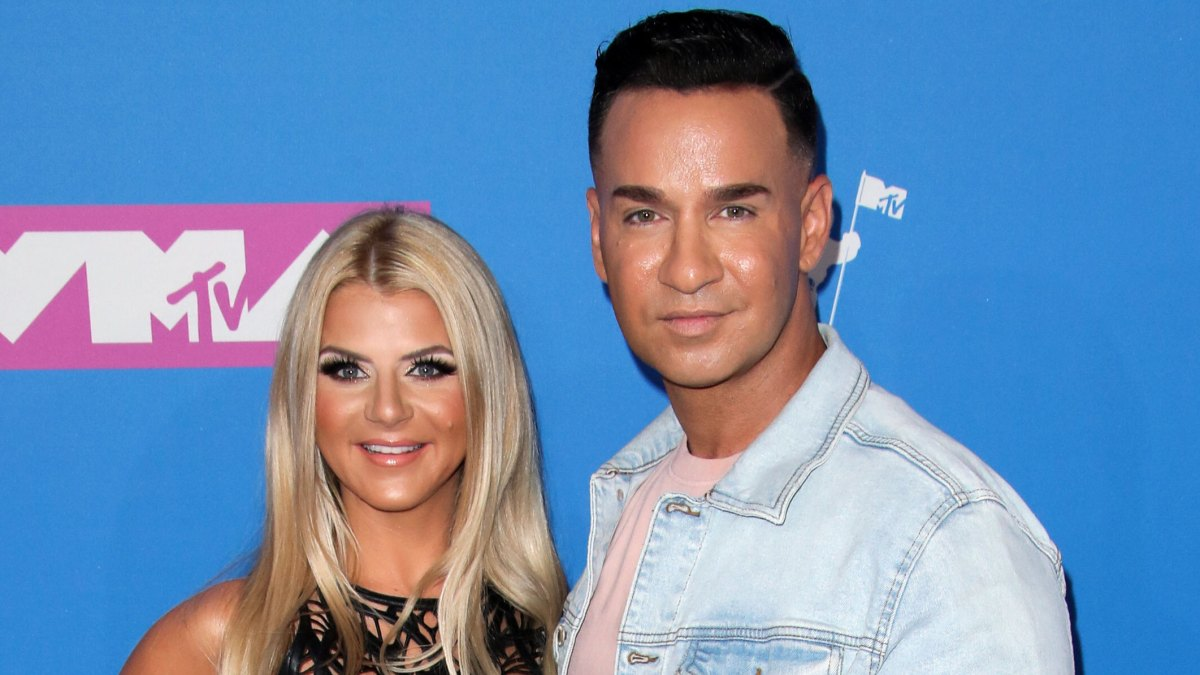 Mike 'The Situation' Sorrentino Celebrates 1st Wedding Anniversary With Wife Lauren 2 Months After Prison Release