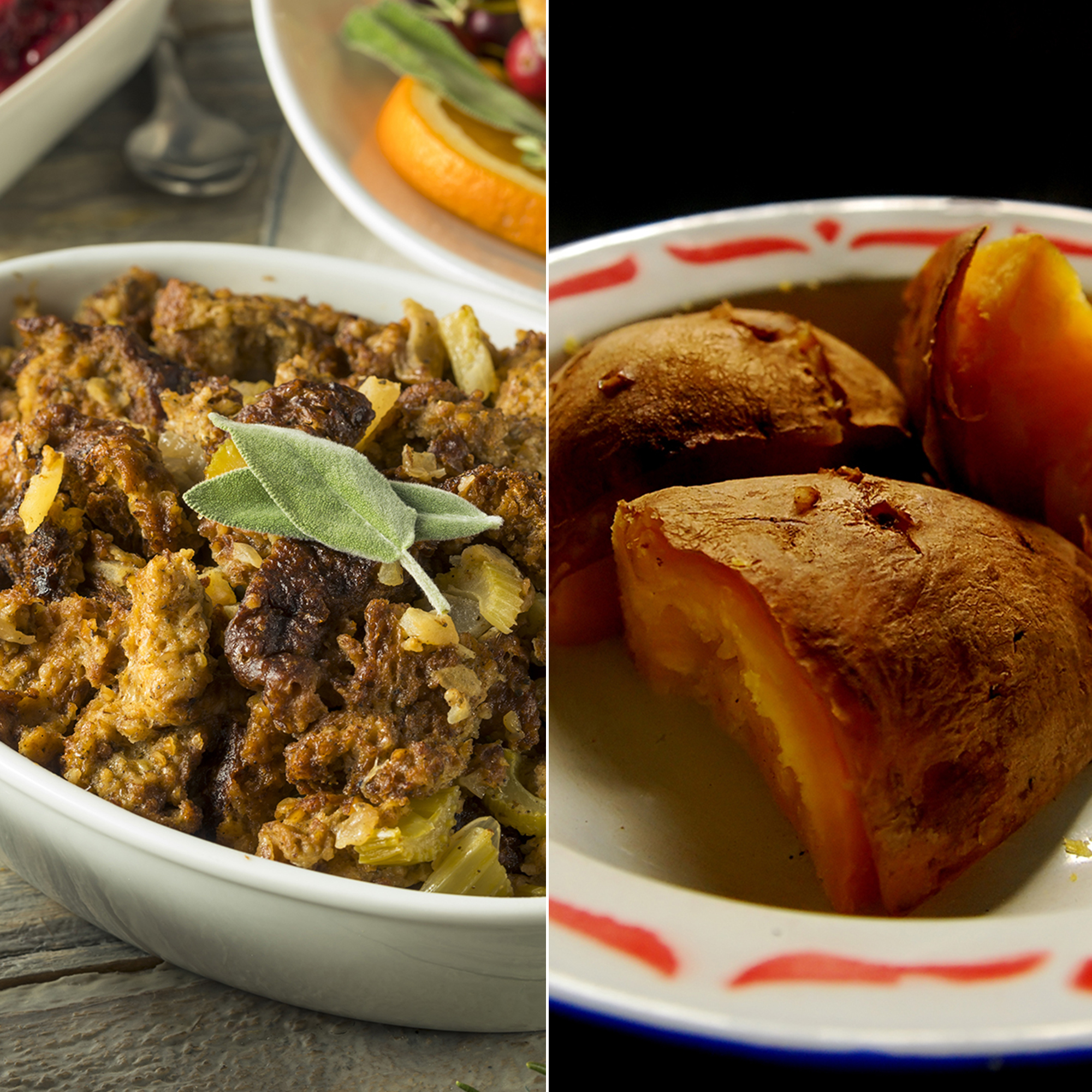 Stuffing! Yams! What Thanksgiving Food Is Most Popular in Your State?