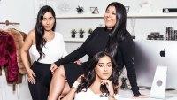 Naked Wardrobe Founders Kaviani Sisters