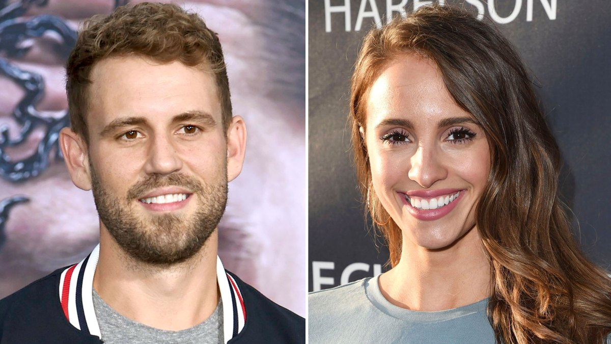 Nick Viall Reacts to Ex-Fiancee Vanessa Grimaldi Not Wanting to Get Engaged