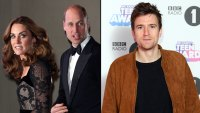 Prince William and Duchess Kate Talked to BBC Host Greg James After He Made a Joke About Princess Charlotte