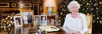 Queen Elizabeth II Christmas Day Broadcast