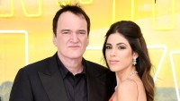 Quentin-Tarantino-Baby-With-Wife-Daniella-Pick