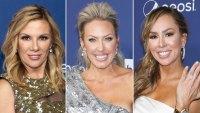 Ramona Singer and 'RHOC' Stars React to Kelly Dodd's Engagement