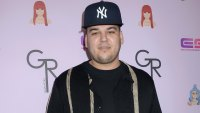 Rob Kardashian Shows Off Massive Weight Loss in Rare Photo of His Halloween Costume