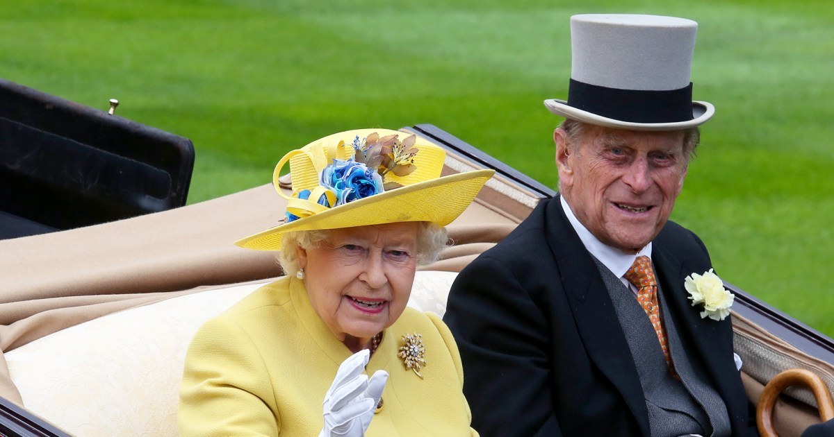 Royal Family Members Wish Queen Elizabeth II and Prince Philip a Happy 72nd Wedding Anniversary