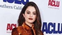 Selena Gomez Red Carpet Fall Trends November 16, 2019