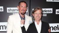 Shameless Steve Howey Says William H. Macy Doesn't Bring His Baggage to Work