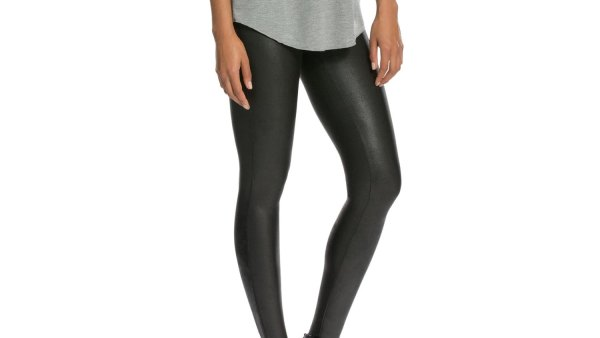 Spanx Faux Leather Leggings Nordstrom Cyber Sale 2019