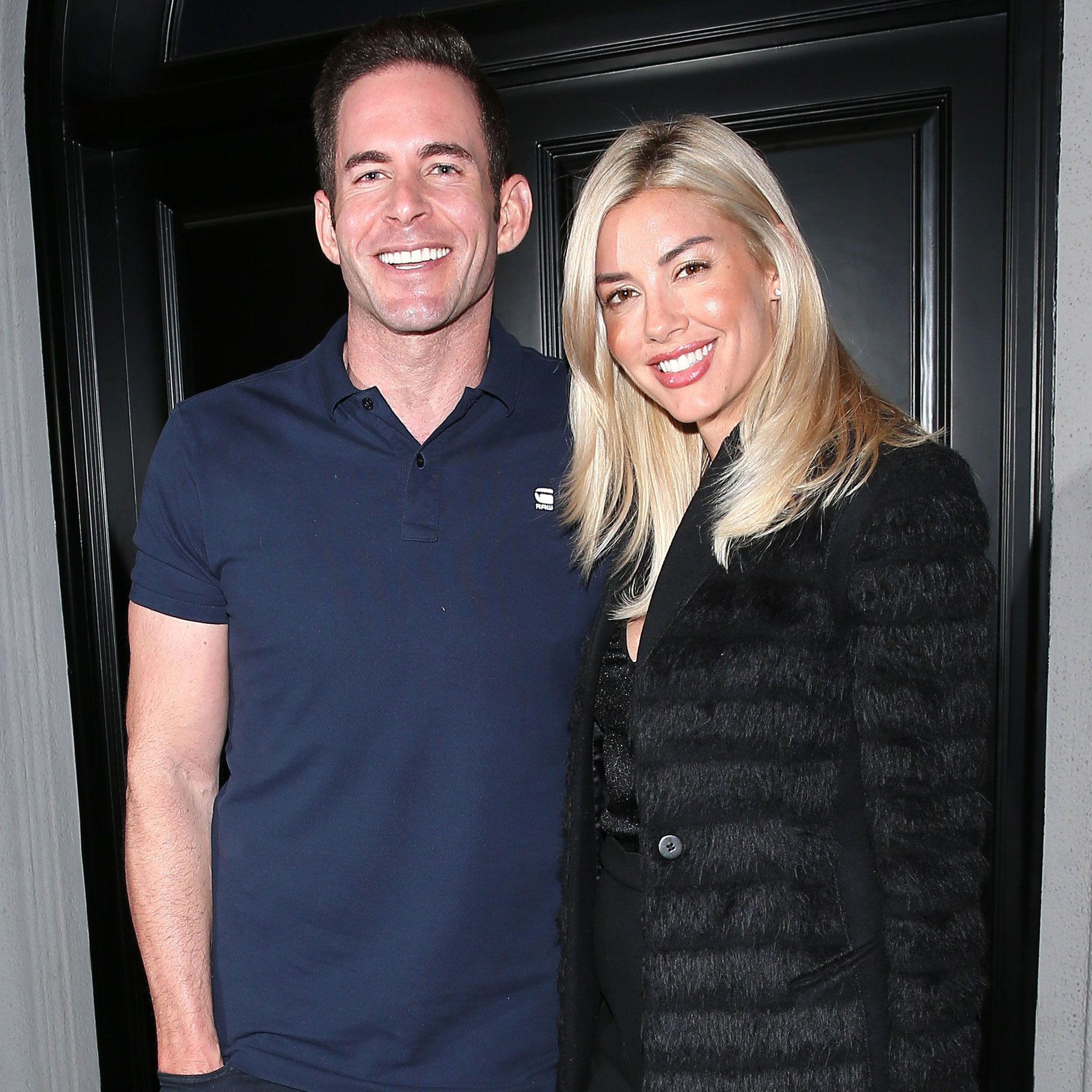 Tarek El Moussa's Girlfriend Heather Rae Young Cuddles His Son in Sweet Pic_1