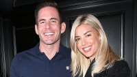 Tarek El Moussa's Girlfriend Heather Rae Young Cuddles His Son
