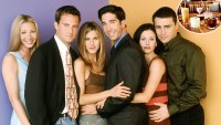 The Cast of Friends Texas Bar Debuts Friends Inspired Cocktail Menu