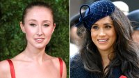 The Crown's Erin Doherty Says She Would 'Crumble Under the Pressure' Duchess Meghan Is Under