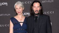 Who Is Alexandra Grant? 5 Things to Know About Keanu Reeves' Artist Girlfriend