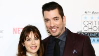 Zooey Deschanel Jonathan Scott Make Their Red Carpet Debut