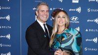 Andy Cohen and Sarah Jessica Parker 30th Annual GLAAD Media Awards