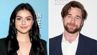 Ariel Winter Spotted Out With 'Dumplin' Actor Luke Benward 2