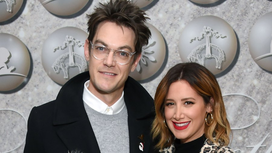 Ashley Tisdale Forces Husband Christopher French to Watch 'High School Musical' for the First Time