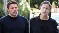 Ben Affleck Jennifer Garner Still Have Underlying Tension Coparenting