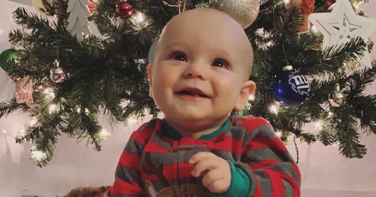 Celebrity Babies Rocking Festive Pajamas 02 - أطفال مشهورون في البيجامة الاحتفالية خلال موسم الأعياد 2019: بلدان جزر المحيط الهادئ