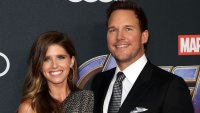 Chris Pratt and Katherine Schwarzenegger Spend First Thanksgiving Together as a Married Couple