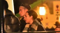 Demi Lovato and Austin Wilson Have a Date Night at Disneyland