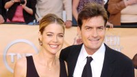Denise Richards and Charlie Sheen's Teenage Daughters Sam and Lola Look Grown Up in 2019 Christmas Card