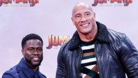 Dwayne Johnson Recalls the Moment He Found Out Kevin Hart Was in a Car Crash