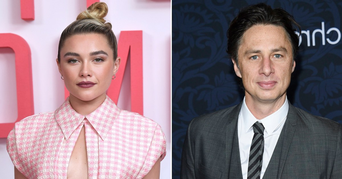 Florence Pugh Hits Back at Fan Who Pointed Out Boyfriend Zach Braff's 21 Year Age Difference featured - فلورنس بوغ تستجيب للمعجبين عن صديقها زاك براف جاب