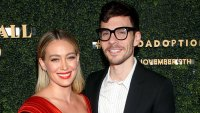 Hilary Duff Marries Matthew Koma At Home in Los Angeles