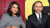 Inside Mindy Kaling and Steve Carell's On Screen Reunion