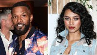 Jamie Foxx Spotted With Sela Vave and Mystery Woman at Birthday Bash