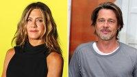 Jen Aniston Brad Pitt Wont Be Uncomfortable With Awards Season Run-Ins