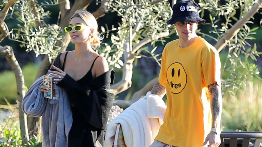Justin Bieber Makes Flirty Remark About Wife Hailey Baldwin