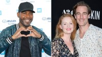 Karamo Brown Praises 'Amazing' James Van Der Beek and Wife Kimberly for Sharing Miscarriage