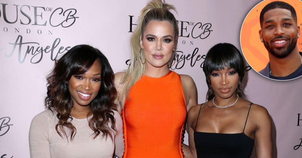 Khloe Kardashian Defends Her 'Best Friends' Malika and Khadijah Haqq for Helping Tristan Thompson - كلوي كارداشيان تدافع عن أصدقاءها لمساعدة تريستان طومسون