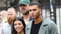 Kourtney Kardashian Ex Younes Bendjima Spotted Miami Dancing