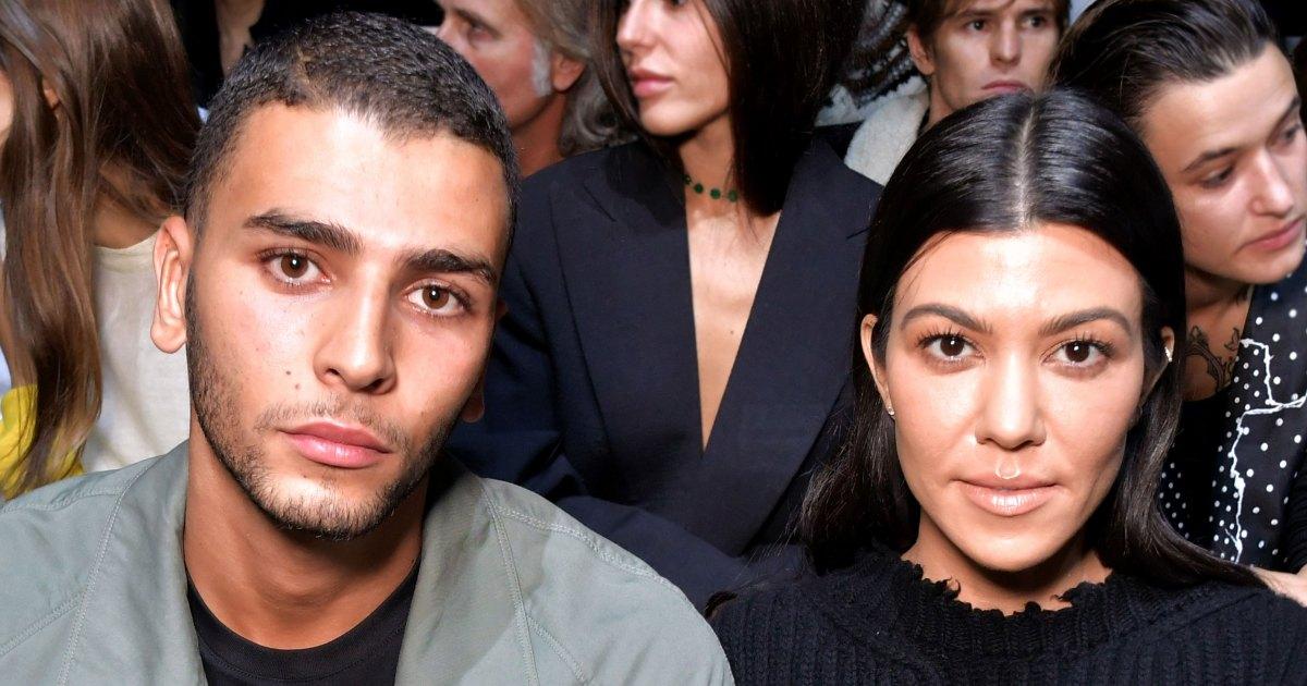 Kourtney Kardashian Is Loving 'Without Hesitation' Amid Younes Reunion