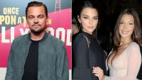 Leonardo DiCaprio Spotted With Kendall Jenner, Hadid Sisters at Art Basel Miami Afterparty