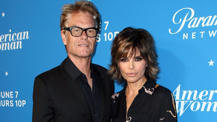 Lisa Rinna's Husband Harry Hamlin Admits He Has a Divorce Lawyer on 'Speed Dial' Because of All the 'Real Housewives' Divorces