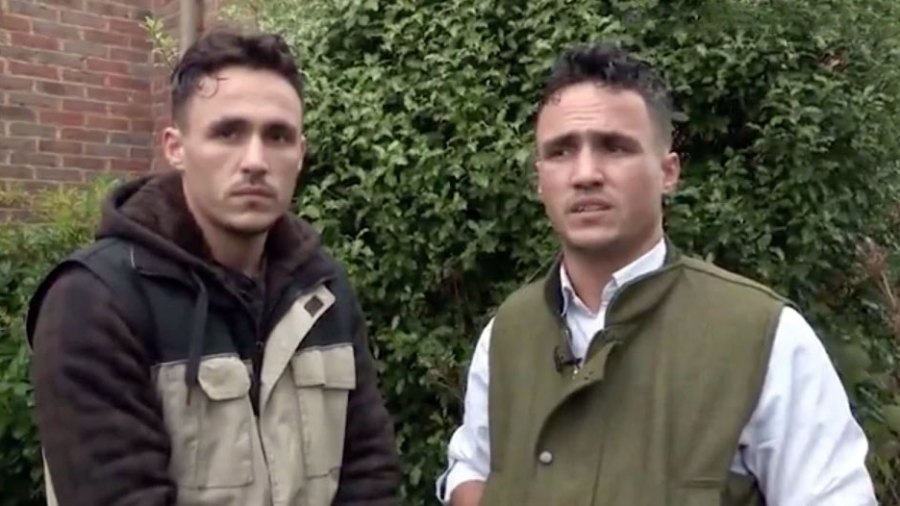 'My Big Fat Gypsy Wedding' Twins Bill Smith and Joe Smith Die in Suspected Joint Suicide